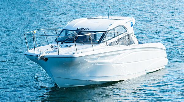 釣りに最適なボートを多数ご用意