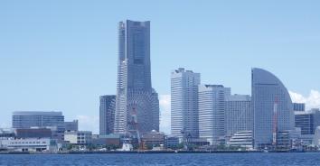 みなとみらい21(横浜港)