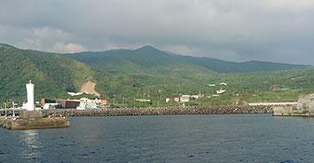 三宅島(阿古漁港)