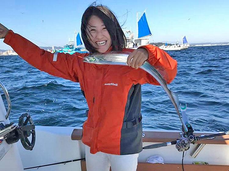 超美味!東京湾タチウオ釣りプラン!