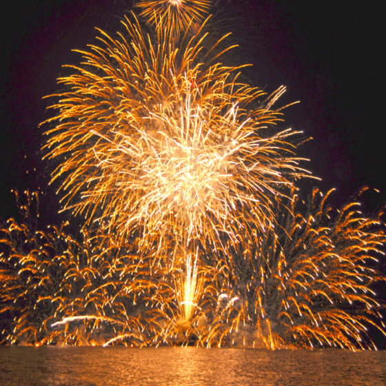 *・゚・*:.。・☆【2019年】よこすか開国祭 開国花火大会☆*・゚・*.。.:*・