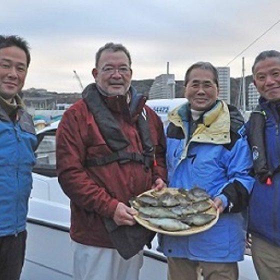 2019.12.13(金)『カワハギ 実践ボートフィッシング講習』開催しました!