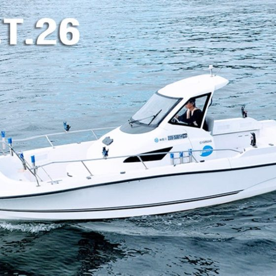 《シースタイル》FAST-26【船名ドラド】予約スタートのお知らせ,゚.:。+゚』