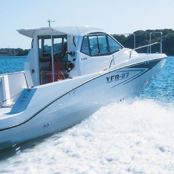 【Sea-Style】『YFR-27EX』 4月22日よりレンタルスタート!